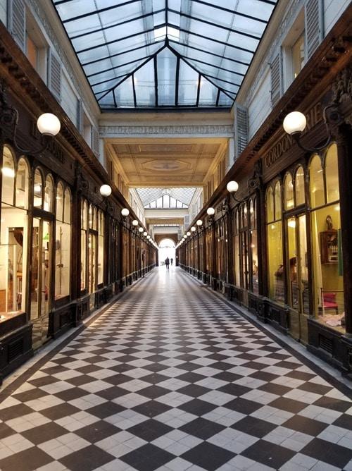 Visiter Paris - Plus beaux passages couverts - Galerie Vero Dodat(1)