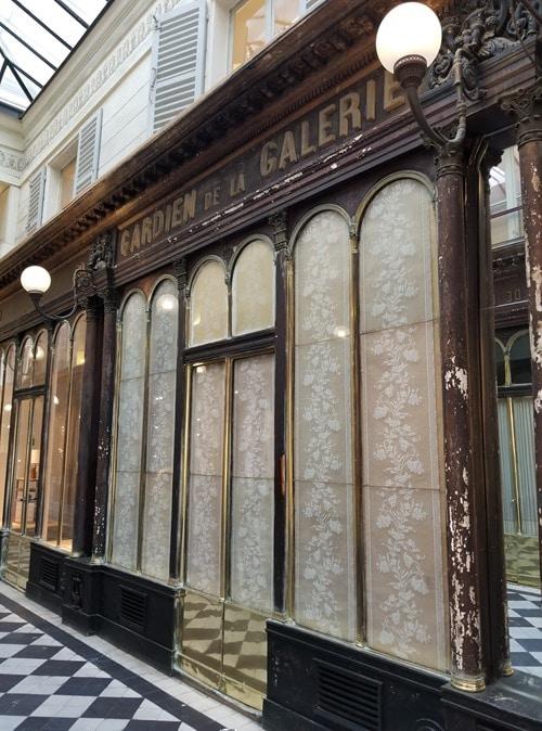 Visiter Paris - Plus beaux passages couverts - Galerie Vero Dodat(11)