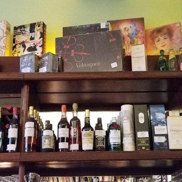 La Belle Hortense - café, bar, cave littéraire (3)