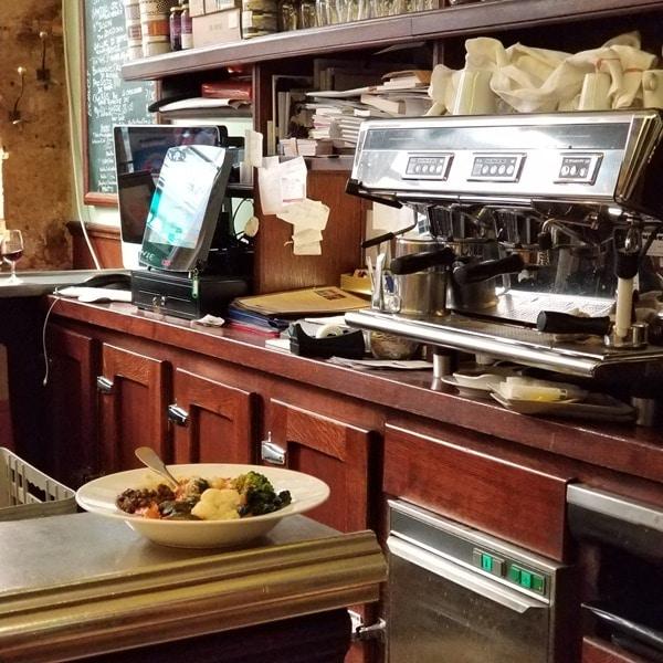 La Belle Hortense - café, bar, cave littéraire (4)