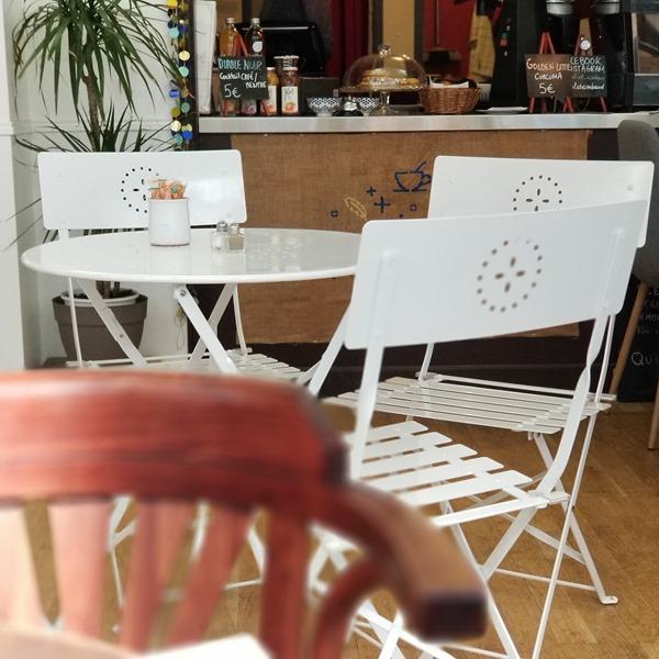 Paul et Rimbaud coffee shop littéraire Paris