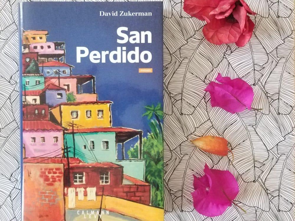 San Perdido - David Zukerman - Blog littéraire - Emma Perié