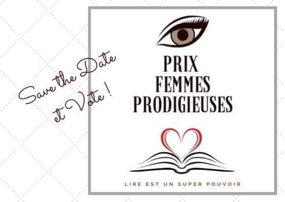 Prix Femmes Prodigieuses - Blog littéraire