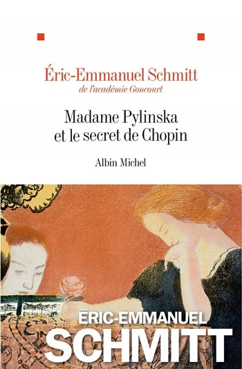 Madame Pylinska et le secret de Chopin - Eric-Emmanuel Schmitt