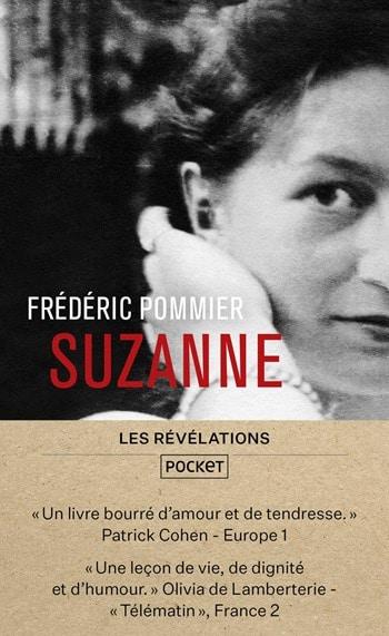 Suzanne - Frédéric Pommier