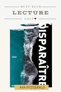Disparaitre - Mathieu menegaux - Blog littéraire