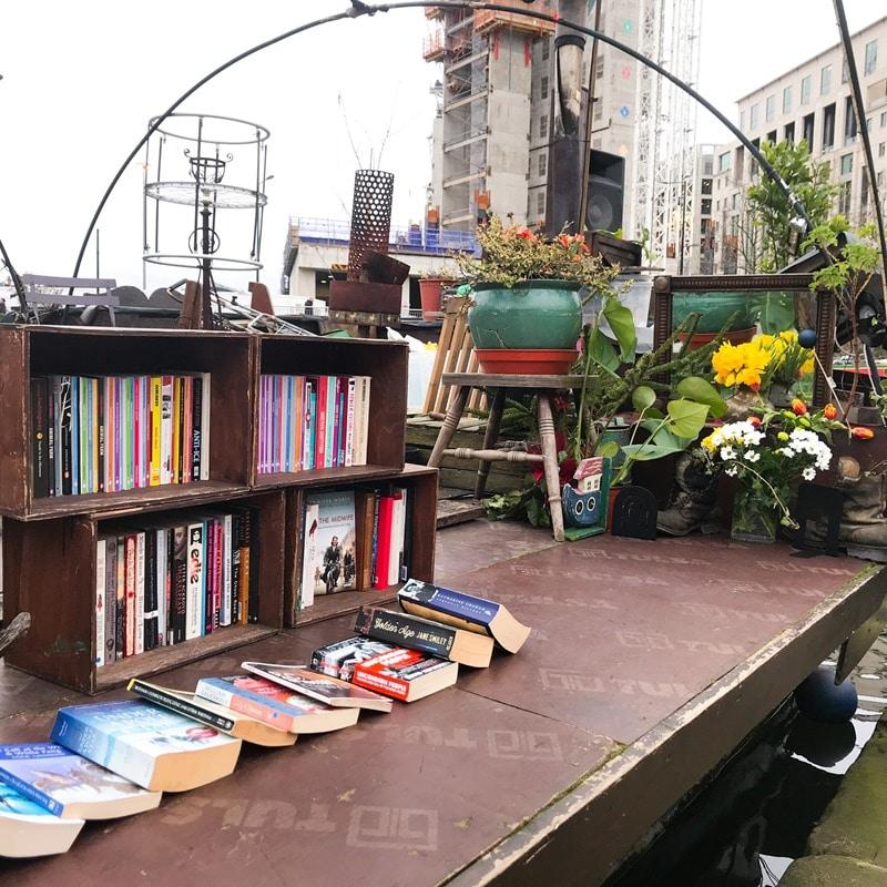 Londres librairie à voir