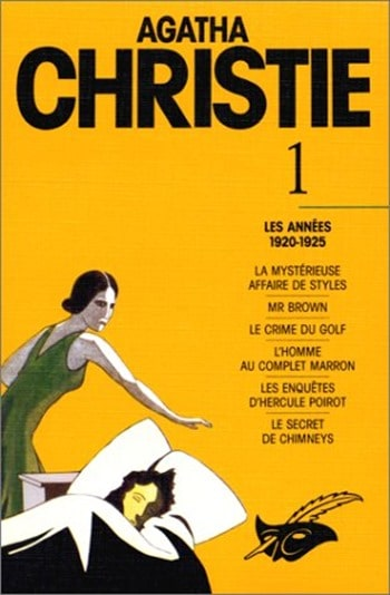 Agatha Christie the debut of a detective novel writer