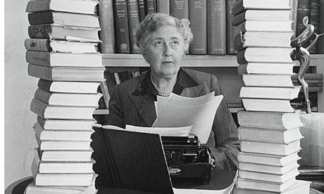 Agatha Christie auteure femme inspirante