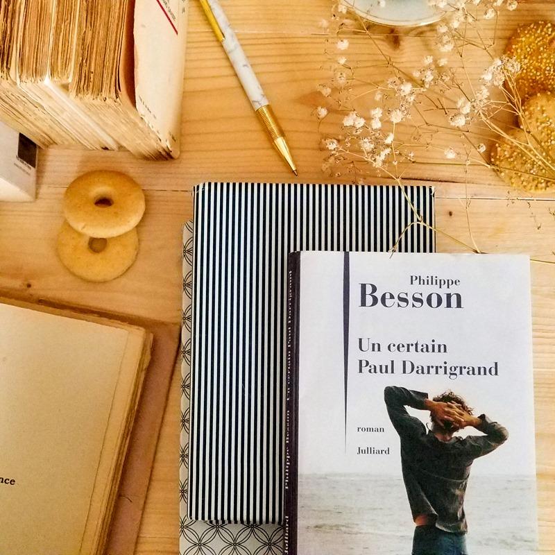 Blog philippe besson roman