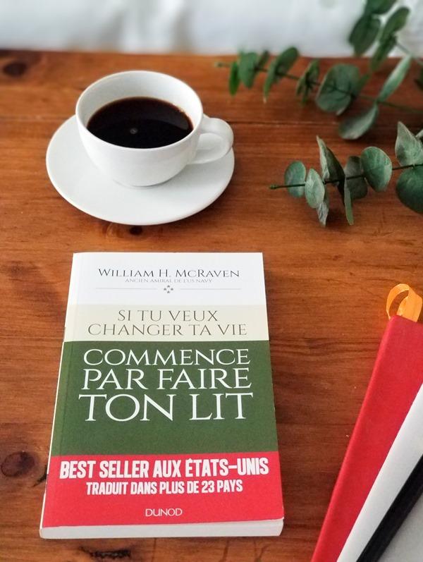 livre-Si-tu-veux-changer-ta-vie-commence-par-faire-ton_lit- wlliam-H-McRaven