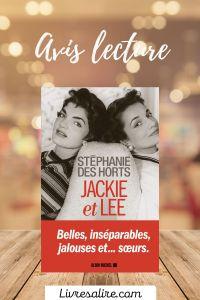 Avis lecture Stephanie des Horts - Jackie et Lee