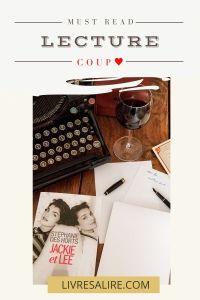 Jackie et Lee - Stephanie des Horts - Blog littéraire