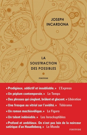 La-soustraction-des-possibles - Joseph-Incardona