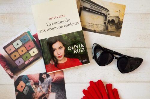 Olivia Ruiz - la commode aux tiroirs de couleur