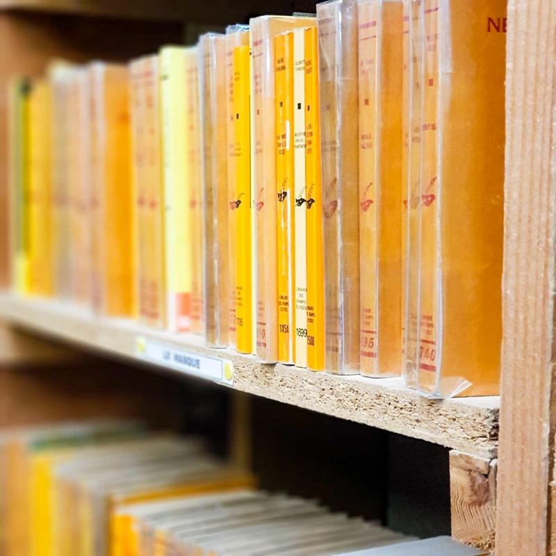 Librairie Somail -ranger bibliothèque