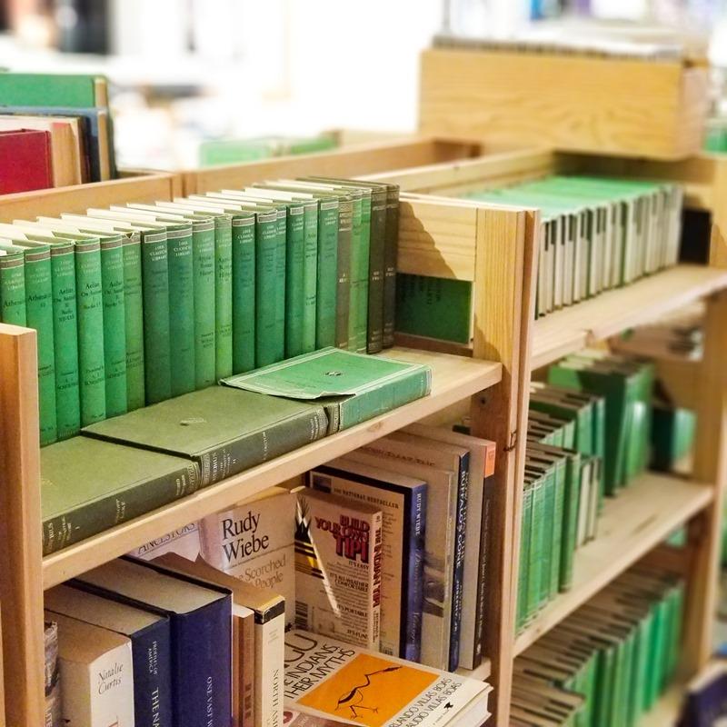 Village des livres Montolieu
