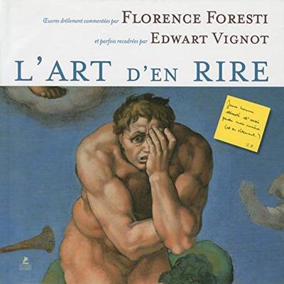 L'art d'en rire - livre décalé sur l'art