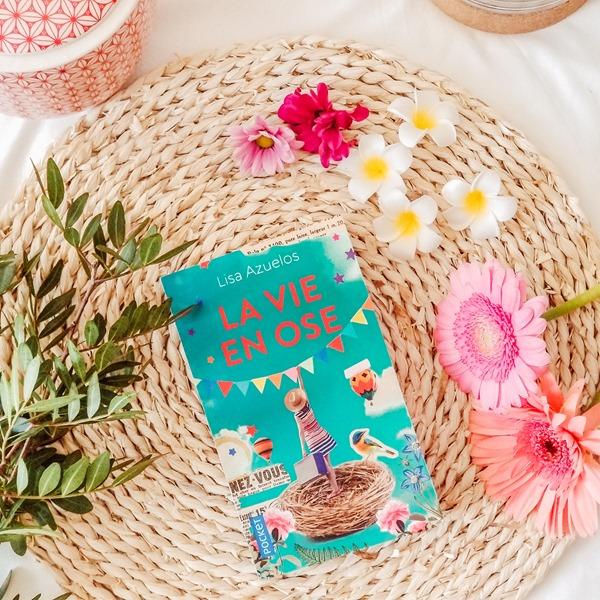 Livre Lisa Azuelos - la vie en ose
