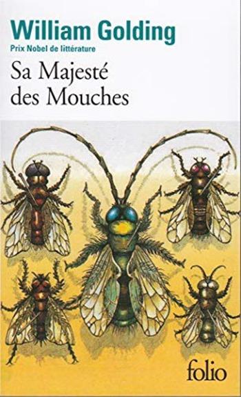Sa majesté des mouches - William Golding