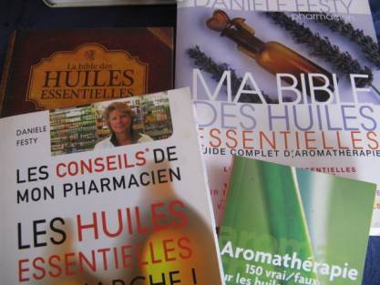 livres huile essentielle