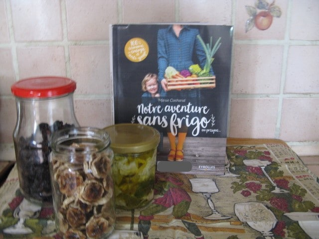 livre pour apprendre à vivre sans frigo