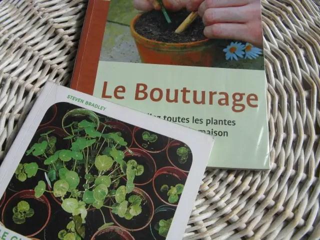 livres sur la multiplication des plantes, terreau et compost