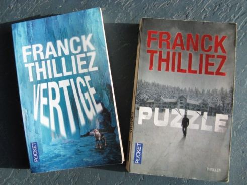Critique Thriller de Frank Thilliez