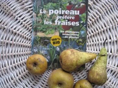Livres sur les associations au jardin potagers