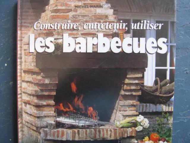 livres fabriquer un barbecue