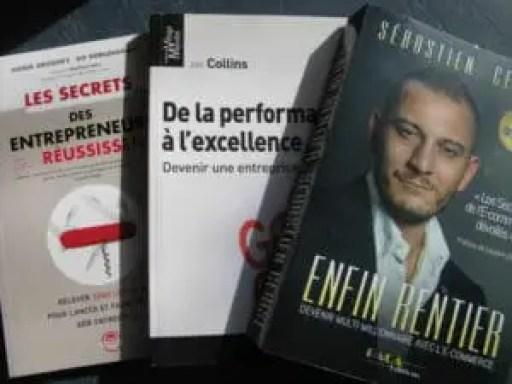 livres de conseils pour réussir pour entrepreneurs