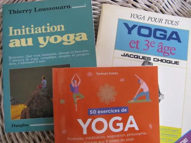 meilleurs livres sur le yoga