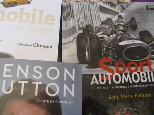 meilleur livre sur les automobiles