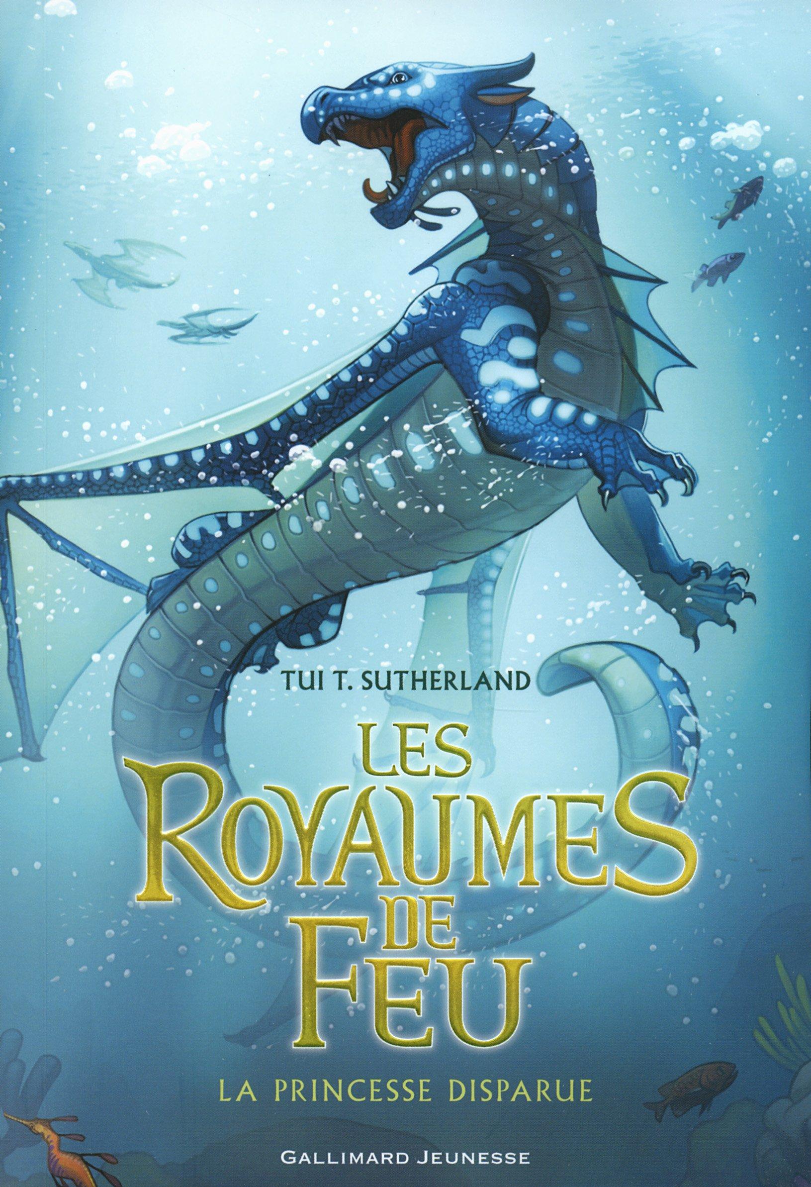 Les Royaumes De Feu Tome 5 : royaumes, Royaumes, Sutherland