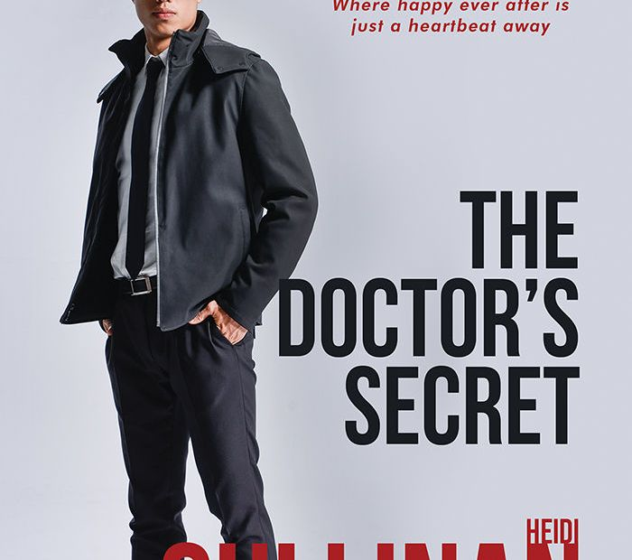 "Couverture ""The Doctor's Secret"""