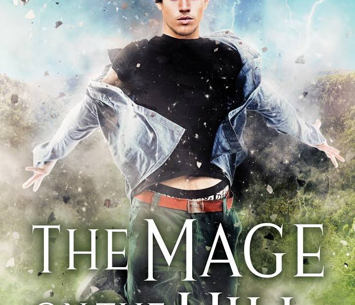 "Couverture ""The Mage on the Hill"""