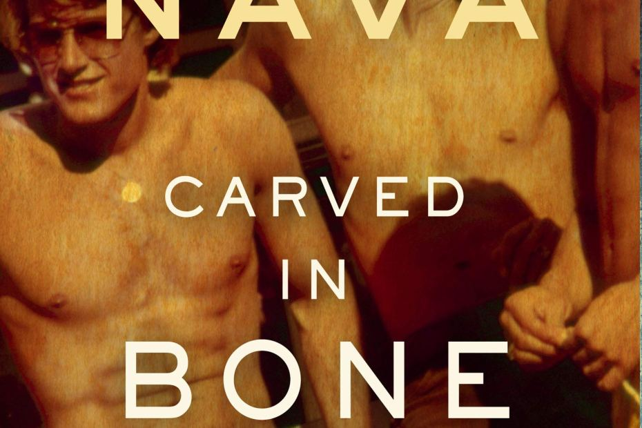 "Couverture de ""Carved in Bone"""