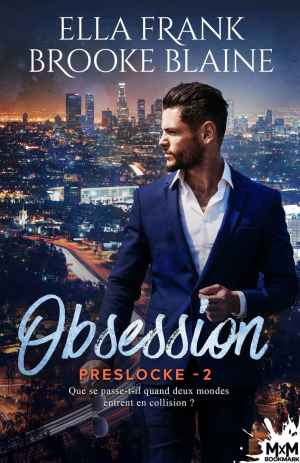 """Couverture de """"Obsession"""", PresLocke tome 2"""