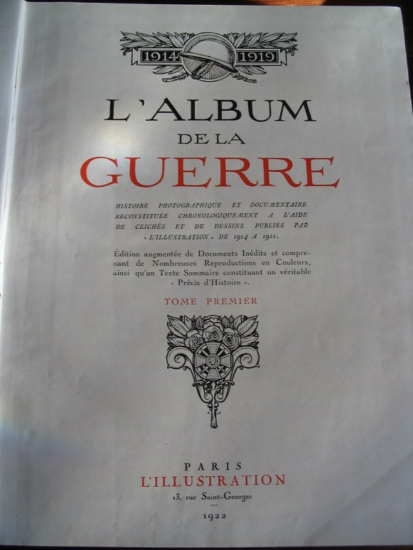 Album De La Guerre 14-19 L'illustration Prix : album, guerre, 14-19, l'illustration, Collectif., L'Album, Guerre, 1914-1919., Paris,, Éditions, L'Illustration,, 1922., Volumes, Reliés, Volumes., Nombreuses, Illustrations., (Livres, Rares, Anciens)