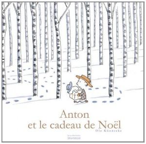 Anton et le cadeaux de Noël, Ole  Könnecke, De La Martinière jeunesse, 40 pages, 12,50 €. Dès 4 ans.