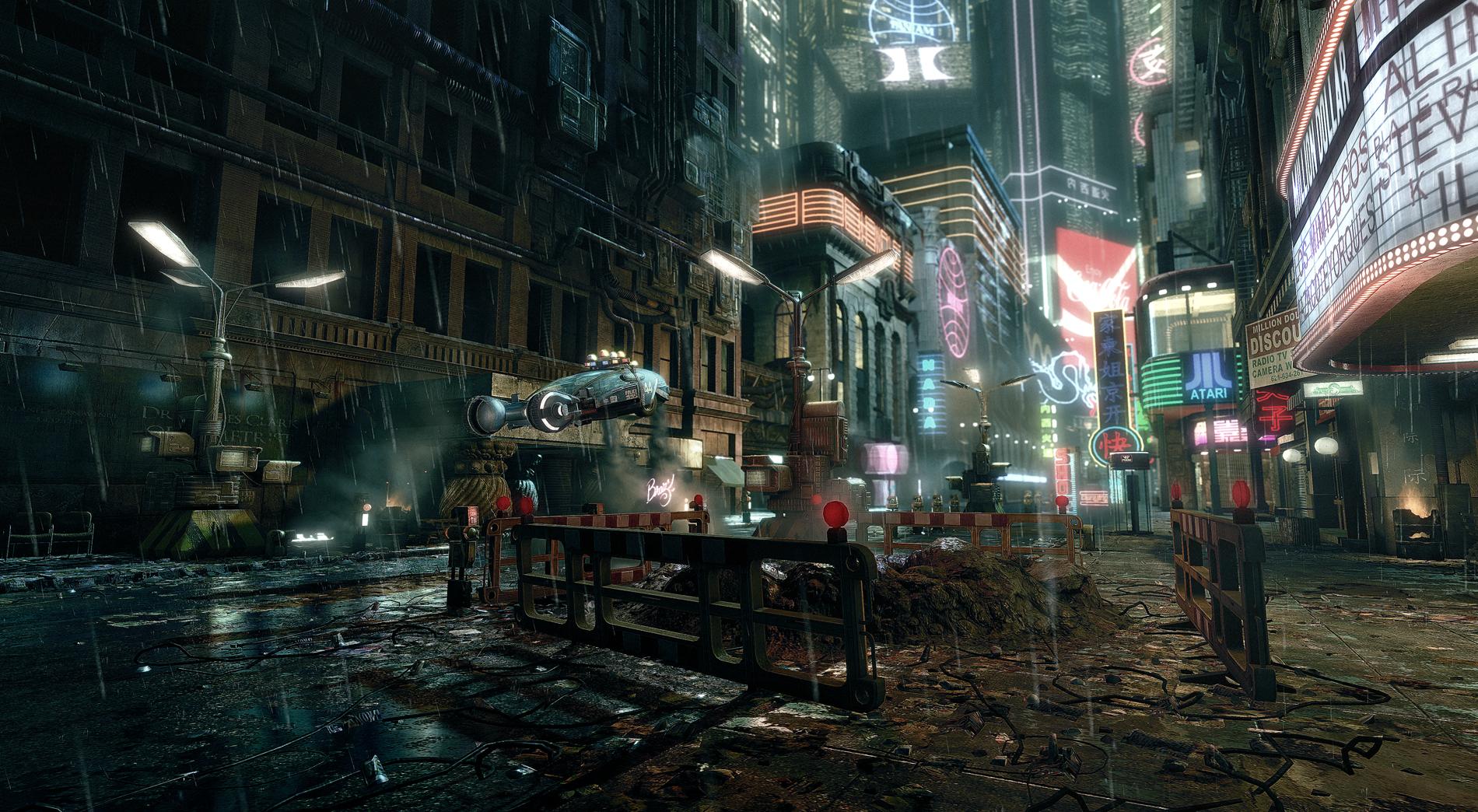 Blade Runner|Androides Sonham Com Ovelhas Elétricas?