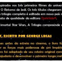 Resenha: STAR WARS, A Trilogia - Episódio IV - Uma Nova Esperança