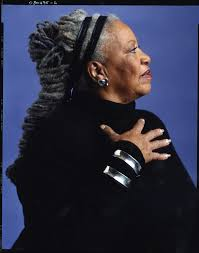 """Dictated: """"…Toni Morrison is dead, and I barely know you…,"""" A Poem"""