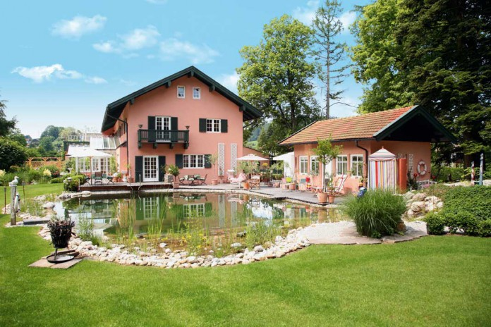 Freude An Haus Und Garten Wie Ein Gesamtkunstwerk