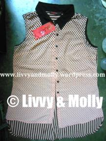 109F shirt Livvy & Molly