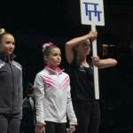 Olivia Dunne Junior International Elite Gymnast
