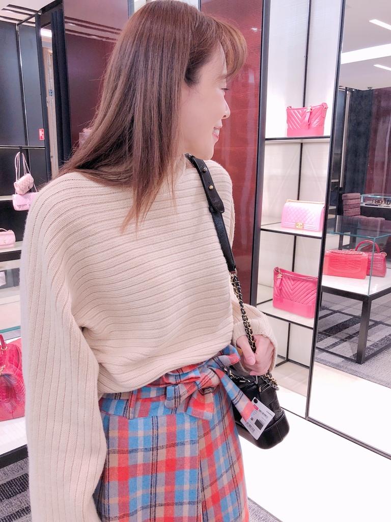 法國巴黎自由行 名牌迷必去!必朝聖!CHANEL香奈兒康朋街總店31號+MINI Chanel Gabrielle流浪包   Liv Yang
