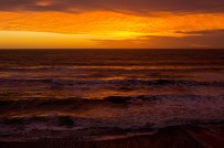 We have witnessed many spectacular sunsets at this spot and this was no exception.