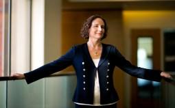 Amber Miller, dean of USC's Dornsife School.