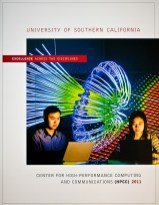 USC's HPC - High-Performance Computing - which was a great gig.